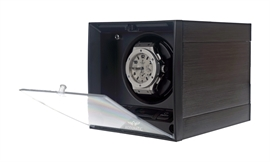 Picture of Cubic Expandable Modular Watch Winder with 14 Different TPD Settings